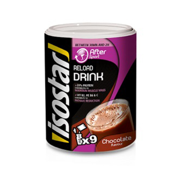 Reload drink after sport Isostar - 450 g