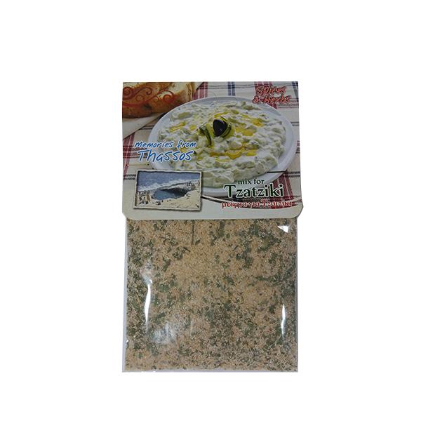 Mix condimente pentru tzatziki - 80 g