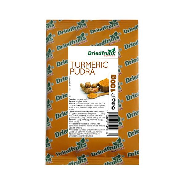 Turmeric pudra - 100 g