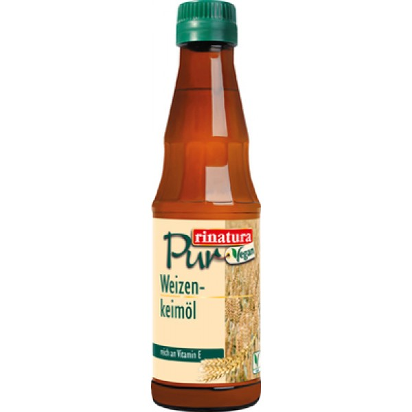 Ulei germeni grau pur Rinatura - 250 ml