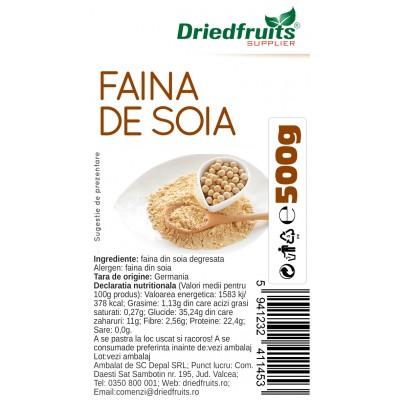 Faina soia - 500 g