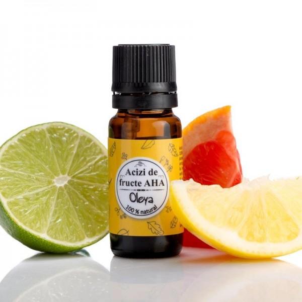 Acizi de fructe AHA OLEYA - 10 ml