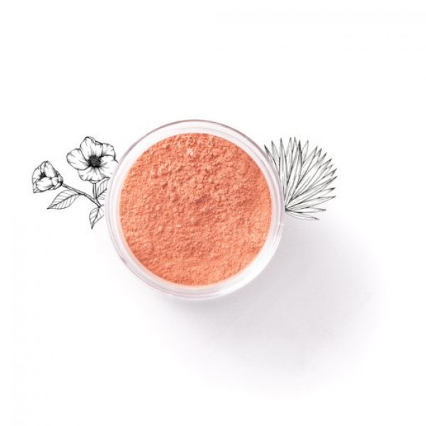Blush mineral natural (pink me up) Oleya - 6 g