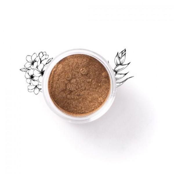 Fard de pleoape natural (burnished copper) Oleya - 1 g
