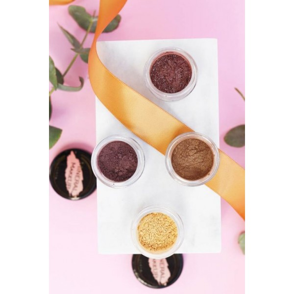 Fard de pleoape natural (beaujolais) Oleya - 1 g