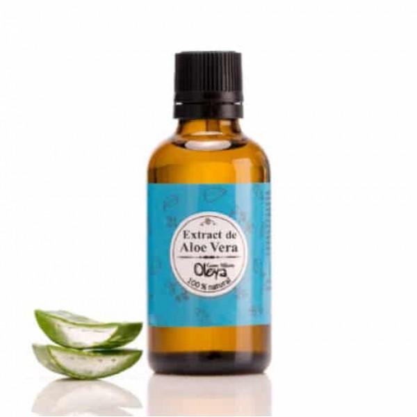 Extract de aloe vera 100% natural Oleya - 100 ml