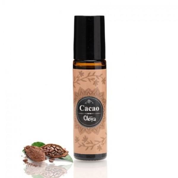 Ulei esential de cacao (roll-on) OLEYA - 10 ml