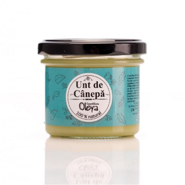 Unt de canepa 100% natural Oleya - 100 ml