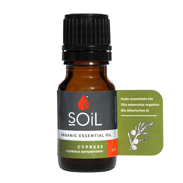 Ulei esential de chiparos BIO Soil - 10 ml