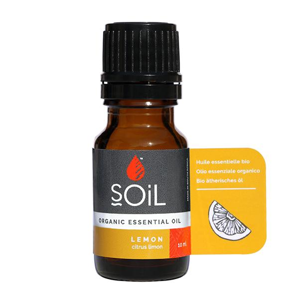 Ulei esential de lamaie BIO Soil - 10 ml