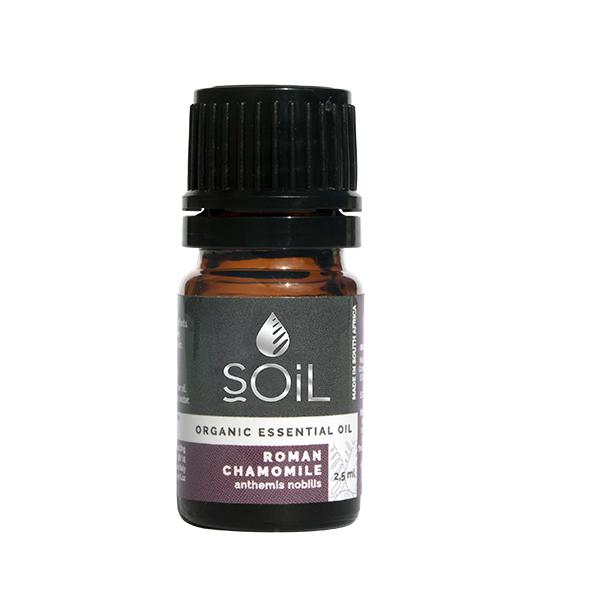 Ulei esential de musetel roman BIO Soil - 2.5 ml