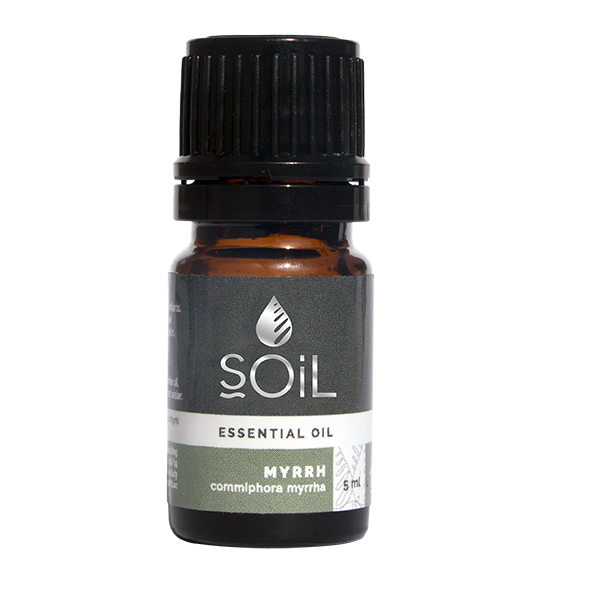 Ulei esential de smirna Soil - 5 ml