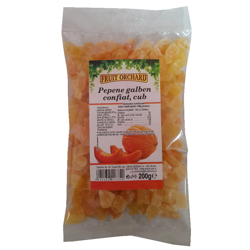 pepene galben cantalup