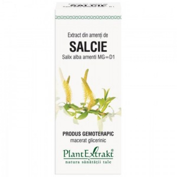 Extract din amenti de salcie PlantExtrakt - 50 ml