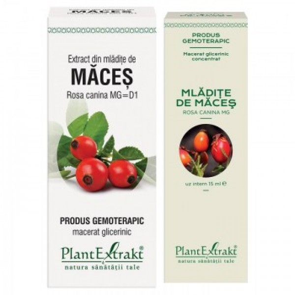 Extract din mladite de maces PlantExtrakt - 50 ml