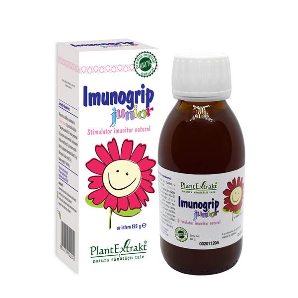 Imunogrip junior PlantExtrakt - 135 g