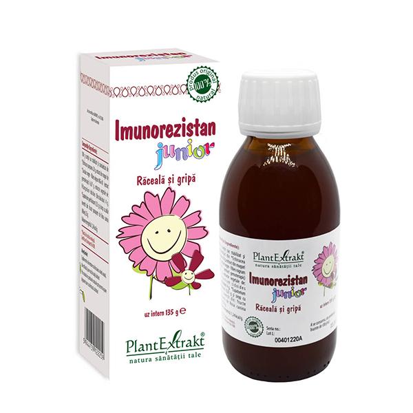 Imunorezistan junior (raceala si gripa) PlantExtrakt - 135 g