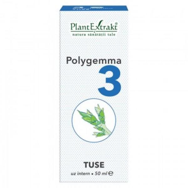 Polygemma nr 3 (tuse) PlantExtrakt - 50 ml