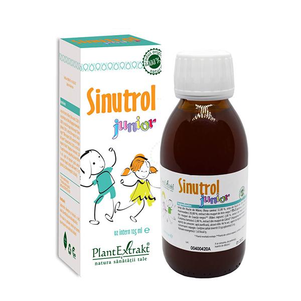 Sinutrol junior PlantExtrakt - 125 ml