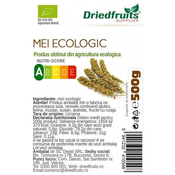 Mei BIO Driedfruits - 500 g