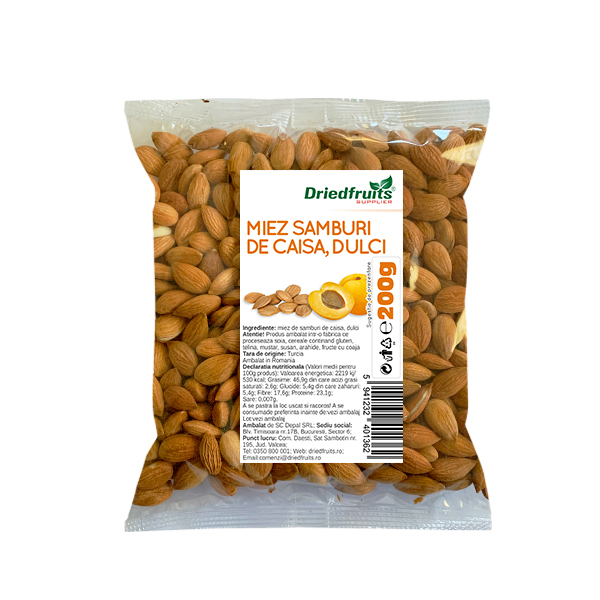 Miez samburi caise (dulci) - 200 g