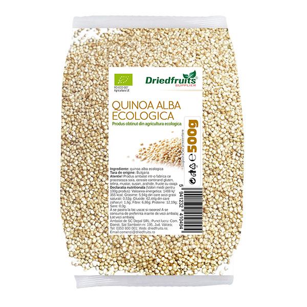 Quinoa alba BIO Driedfruits - 500 g