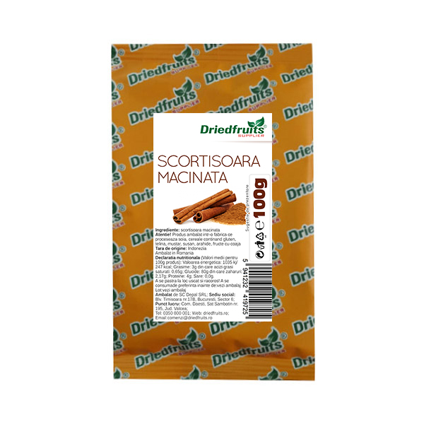 Scortisoara macinata - 100 g