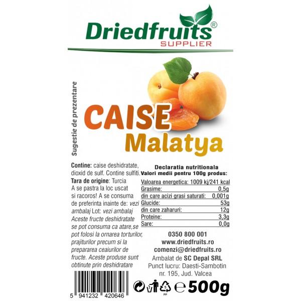 Caise deshidratate Malatya - 500 g