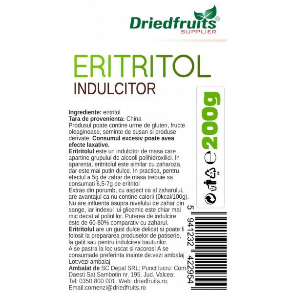 Eritritol - 200 g