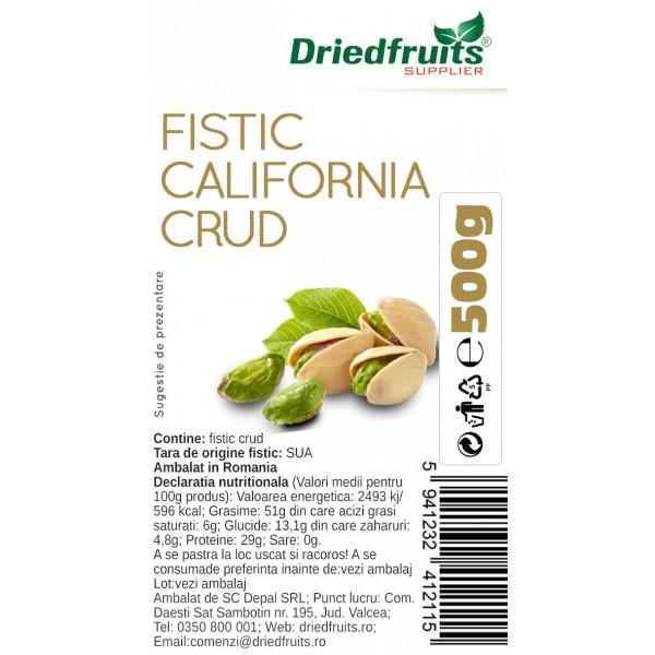 Fistic crud USA-California - 500 g