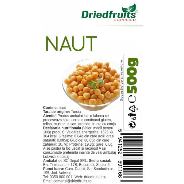 Naut - 500 g