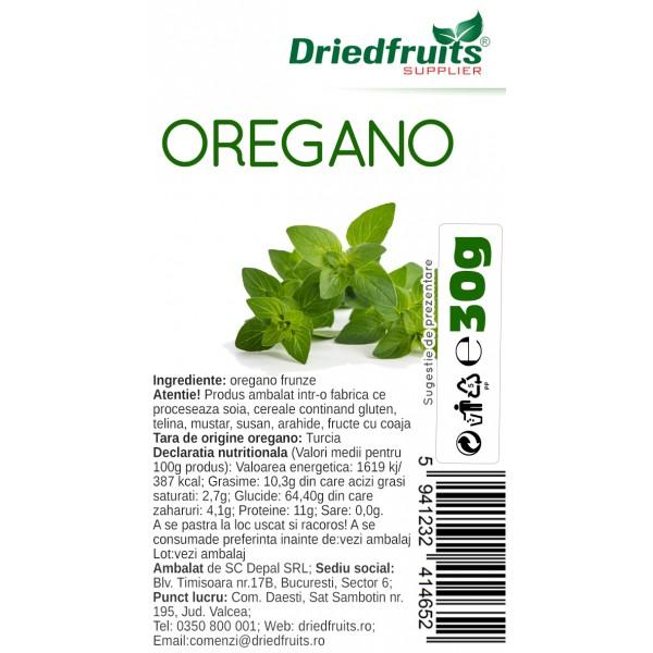 Oregano - 30 g