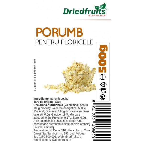 Porumb popcorn  - 500 g