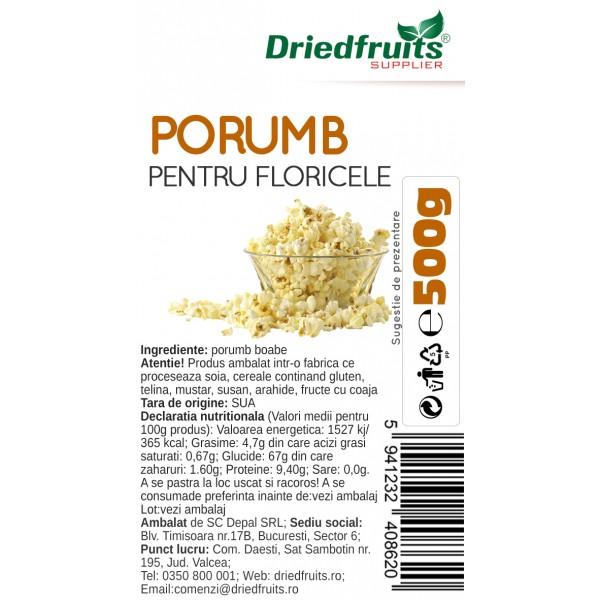 Porumb popcorn - 1 kg