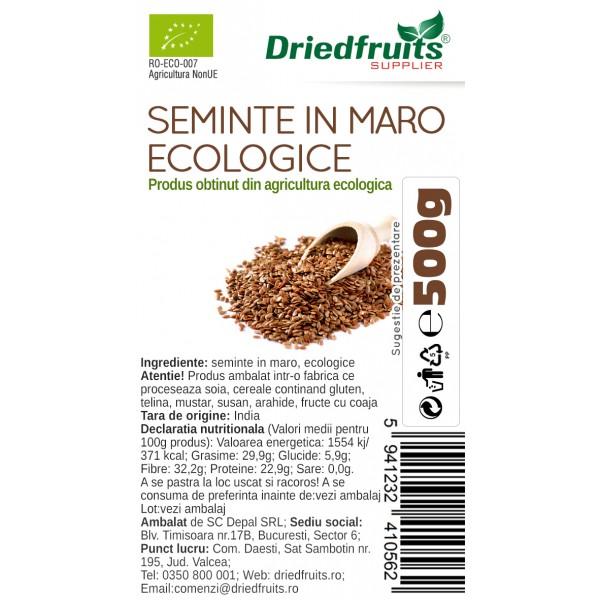 Seminte in BIO - 500 g