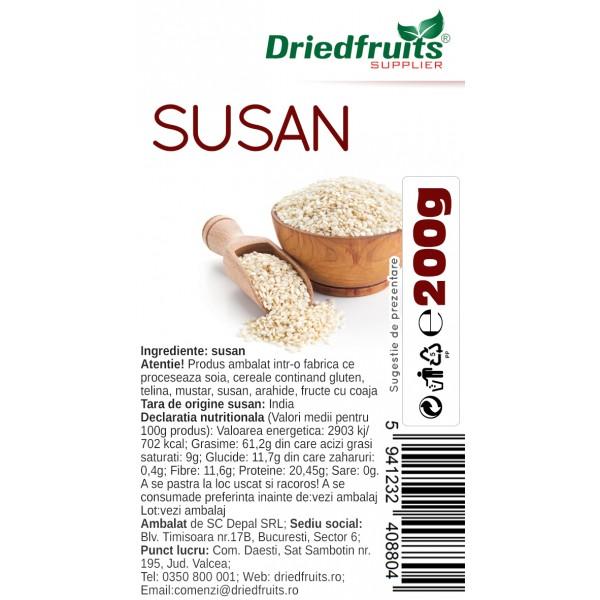 Susan Driedfruits - 200 g