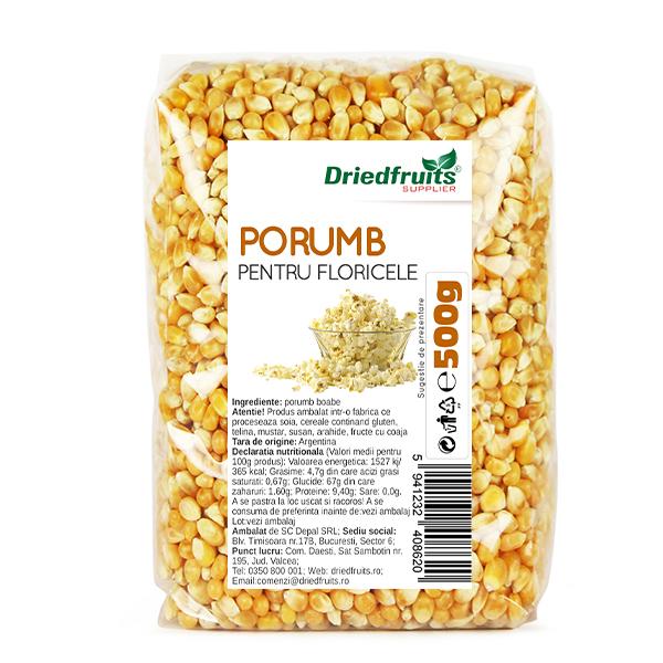 Porumb popcorn Driedfruits - 500 g