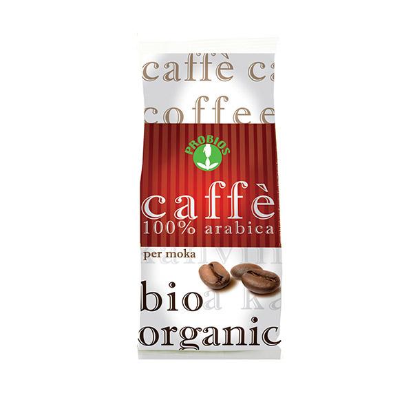 Cafea macinata Arabica Probios BIO - 250 g