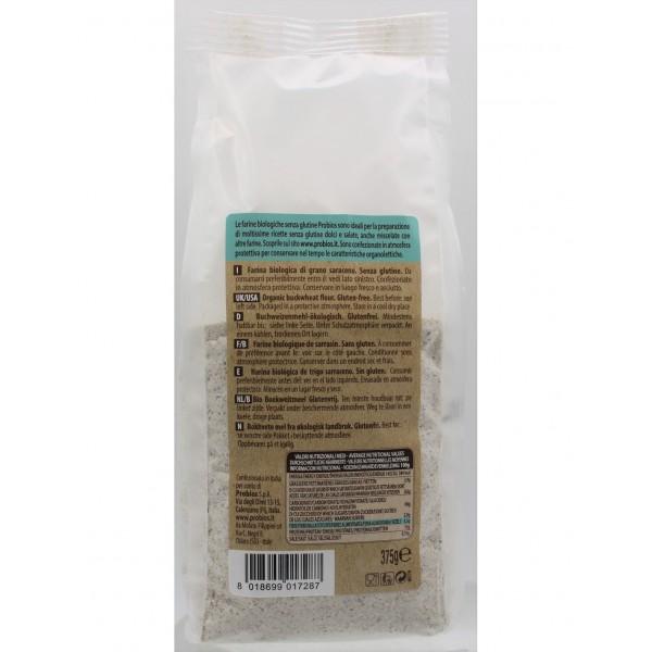 Faina hrisca (fara gluten) BIO Probios - 375 g