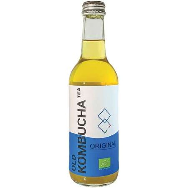 Bautura (ceai) Kombucha original (fara gluten) Probios BIO - 330 ml