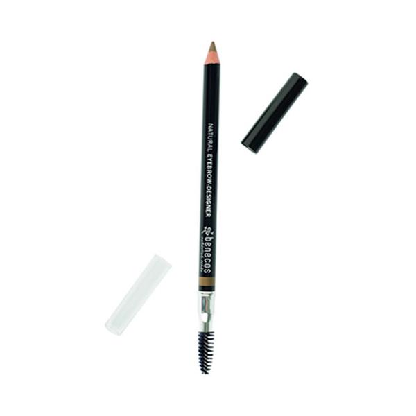 Creion pentru sprancene Blonde BIO Benecos - 1.05 g