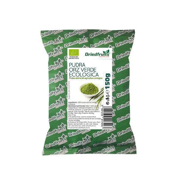 Orz Verde Pudra BIO - 150 g