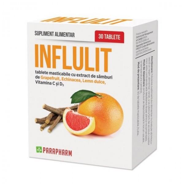Influlit Parapharm - 30 tablete