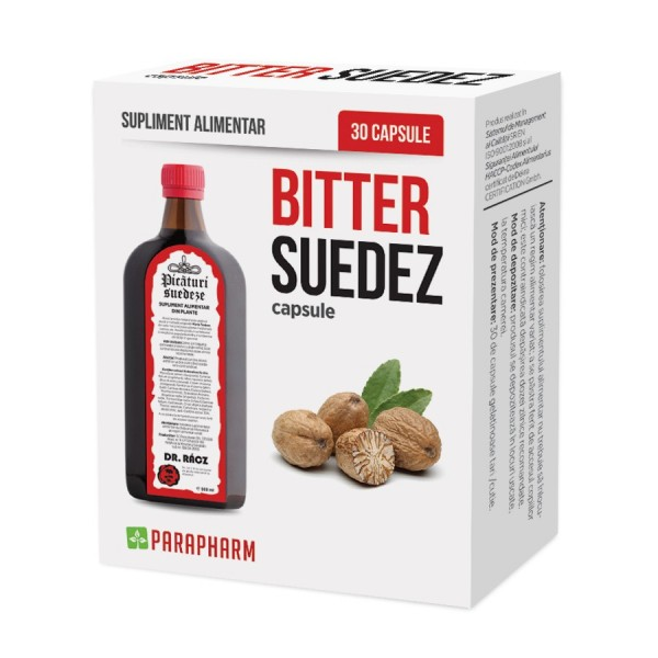 Bitter suedez Parapharm - 30 capsule