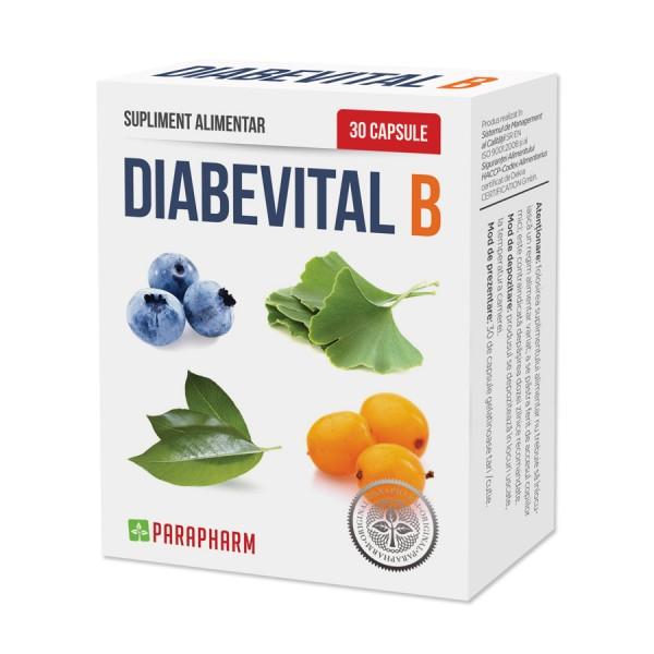 Diabevital-B Parapharm - 30 capsule