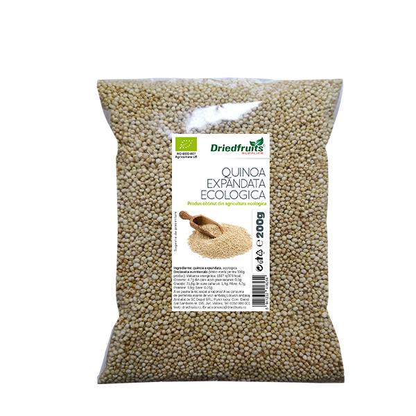 Quinoa expandata BIO - 200 g