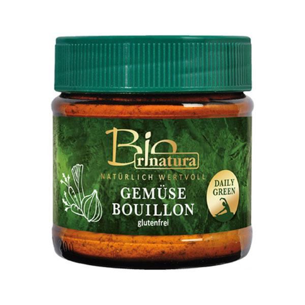 Baza granulata de legume pentru mancare (fara gluten) BIO Rinatura - 125 g