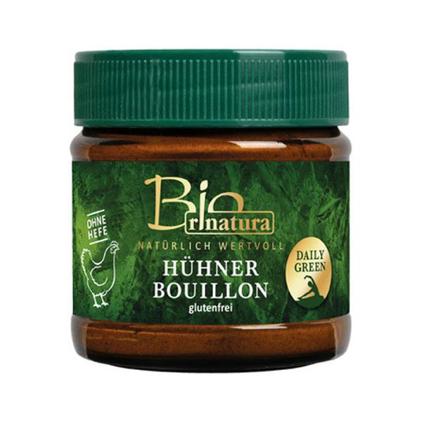 Baza granulata de pui pentru mancare (fara gluten) BIO Rinatura - 125 g