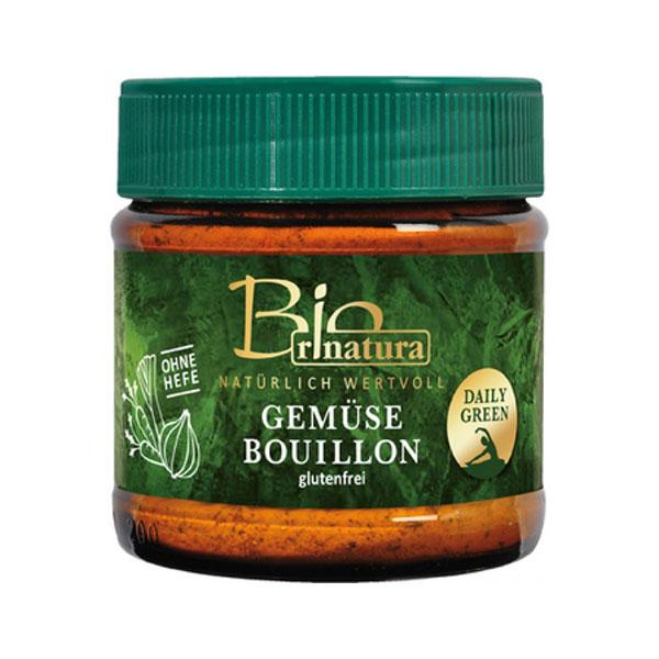 Baza granulata de legume pentru mancare - fara drojdie (fara gluten) BIO Rinatura - 125 g