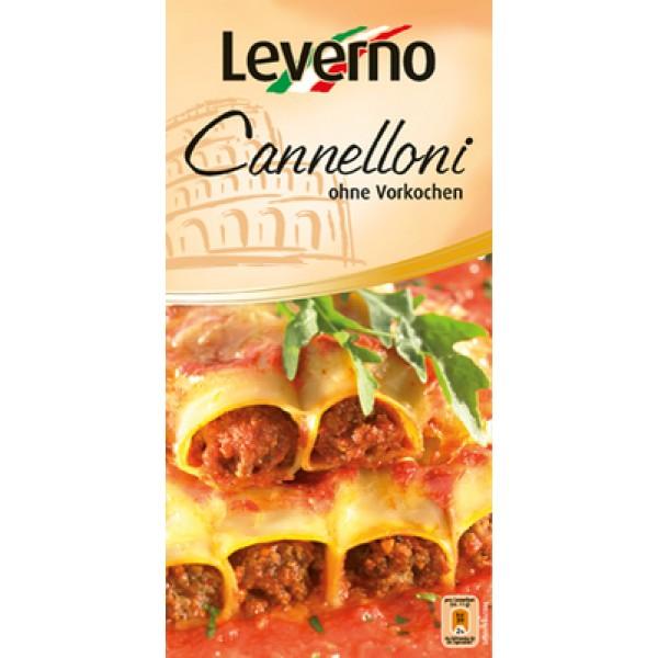 Cannelloni (fara ou) Leverno - 250 g